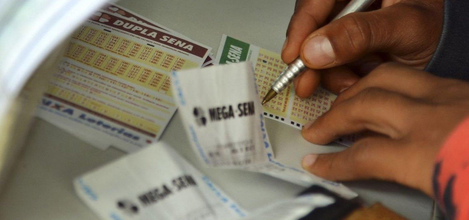 [Mega-Sena: ninguém acerta as seis dezenas e próximo sorteio pode pagar R$ 45 milhões]