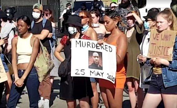 [Caso George Floyd: Toronto, Londres e Berlim também registram protestos antirracistas]