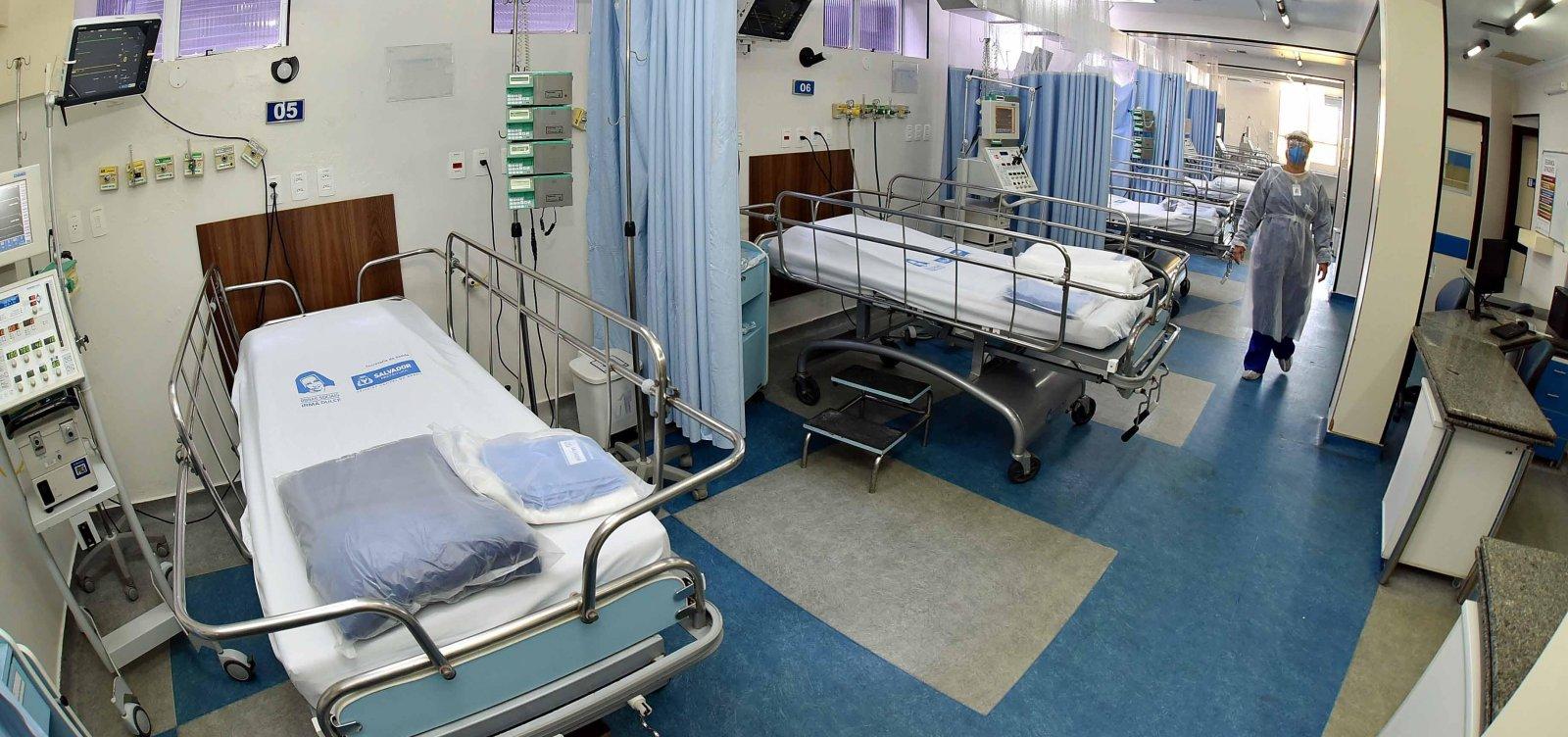 [Coronavírus: secretário diz que 'folga' no serviço de saúde não foi por falta de demanda]