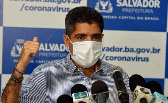 [Salvador tem 72% de ocupação dos leitos de UTI para Covid-19]