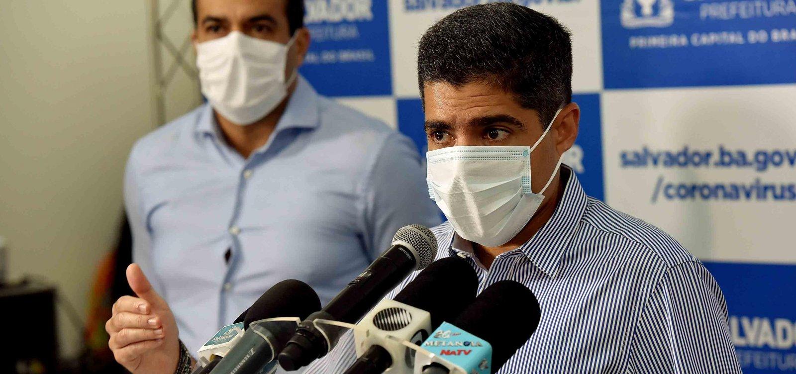 [ACM Neto anuncia medidas restritivas em mais quatro bairros de Salvador]