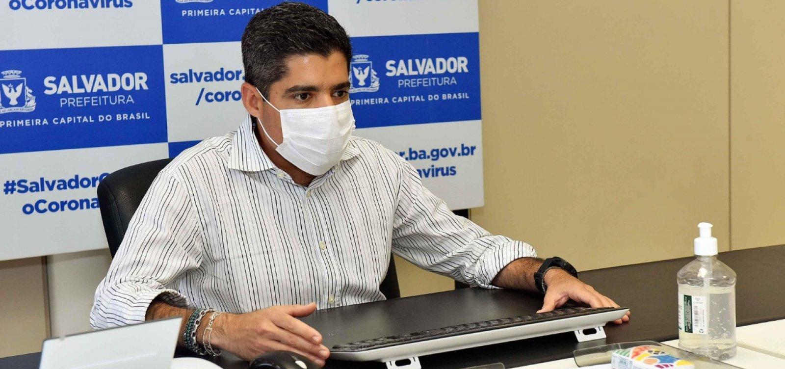 [Prefeitura de Salvador prorroga até 15 de junho suspensão de aulas e outras medidas]