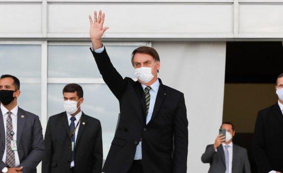 [Bolsonaro pede a apoiadores que não saiam às ruas em dia de protesto contra o governo]