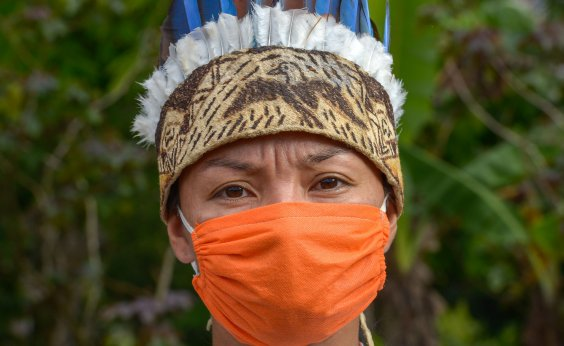 [Justiça determina que União adote medidas de proteção a indígenas ]