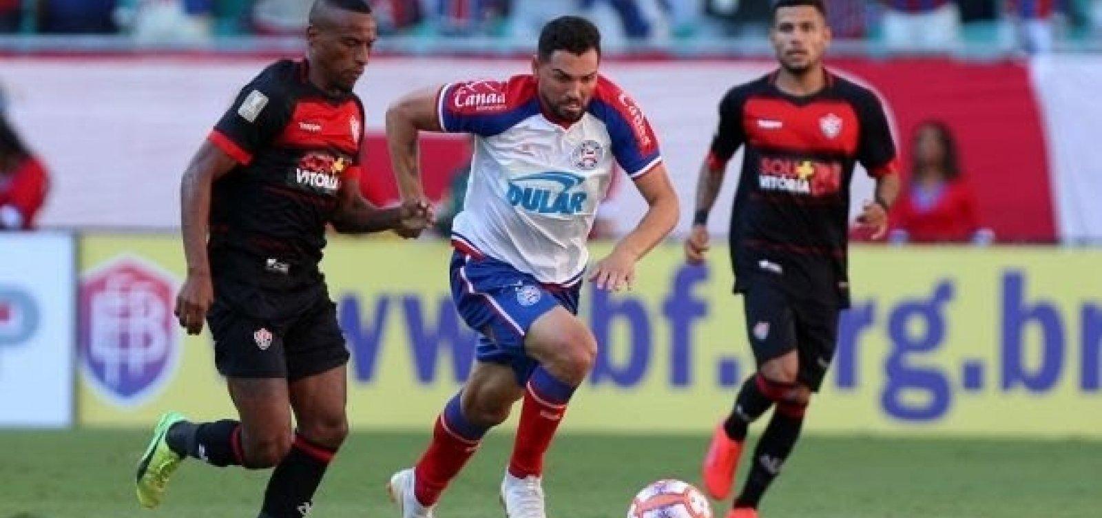 [Prefeitura de Salvador 'avança' para liberar treinos da dupla Ba-Vi]