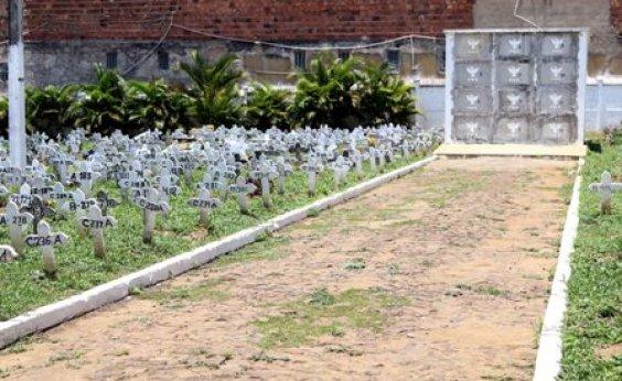 [Cemitérios públicos de SSA fizeram 31 sepultamentos por Covid-19 em 3 dias; n° é quase de abril]