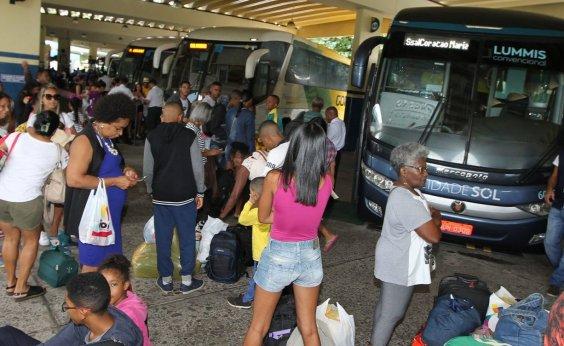 [Mais 23 cidades baianas adotam suspensão de transporte intermunicipal]