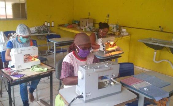 [Vaquinha online arrecada dinheiro e material para doar máscaras a comunidades indígenas na Bahia]