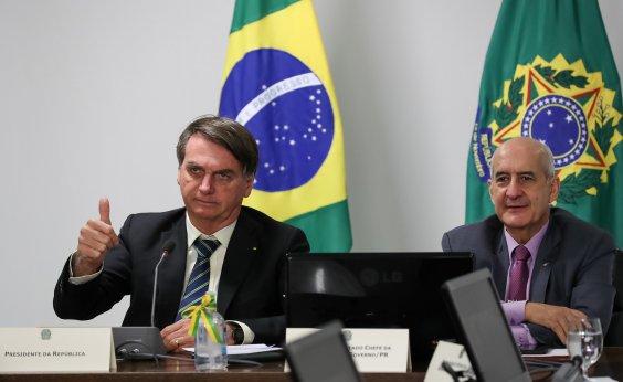 [Bolsonaro entrega cargos a líderes políticos investigados no mensalão e na Lava Jato]