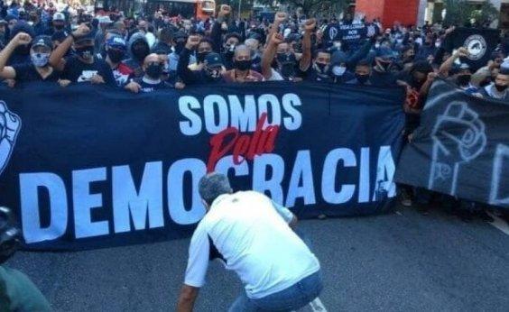 [Cresce em massa número de adesões entre movimentos contra Bolsonaro e em defesa da democracia]