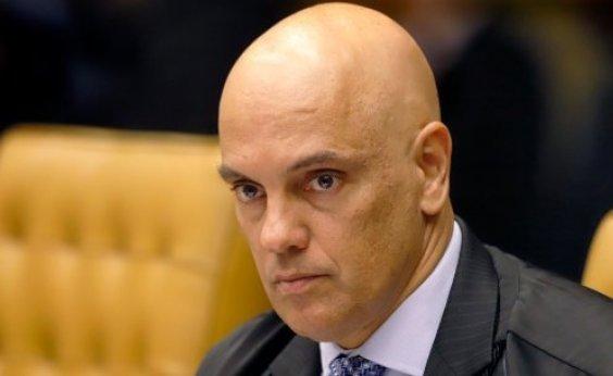 [Alexandre de Moraes toma posse como ministro do TSE]