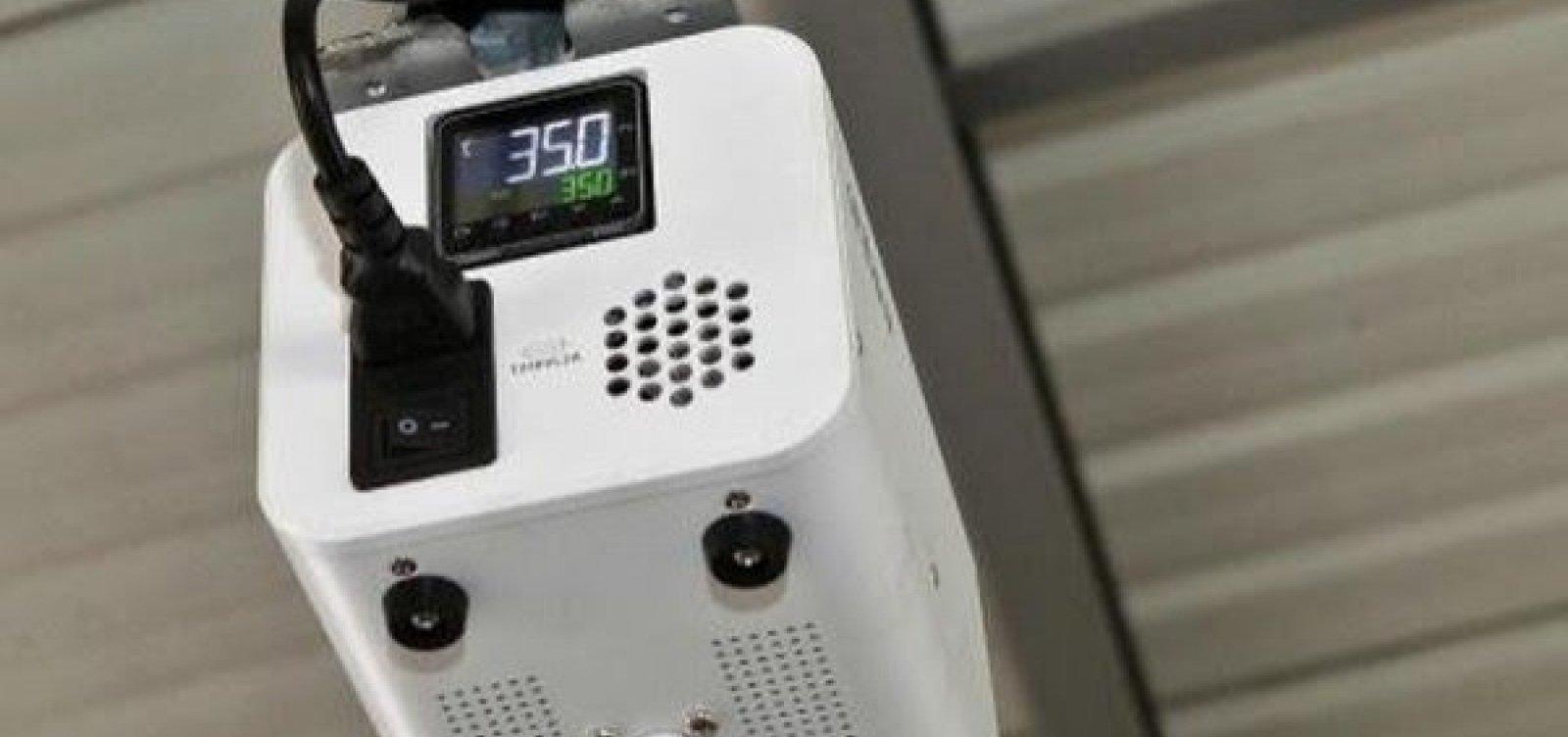 [Prefeitura de Salvador adota estratégia do governo e compra 'câmera de temperatura']