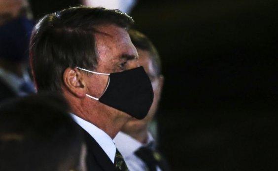 [Bolsonaro diz que Antifas são 'marginais' e 'terroristas']
