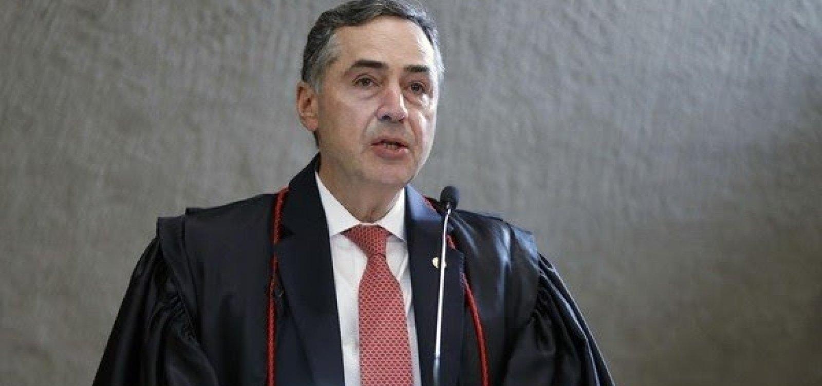 [Presidente do TSE pauta ações que pedem cassação da chapa Bolsonaro-Mourão]