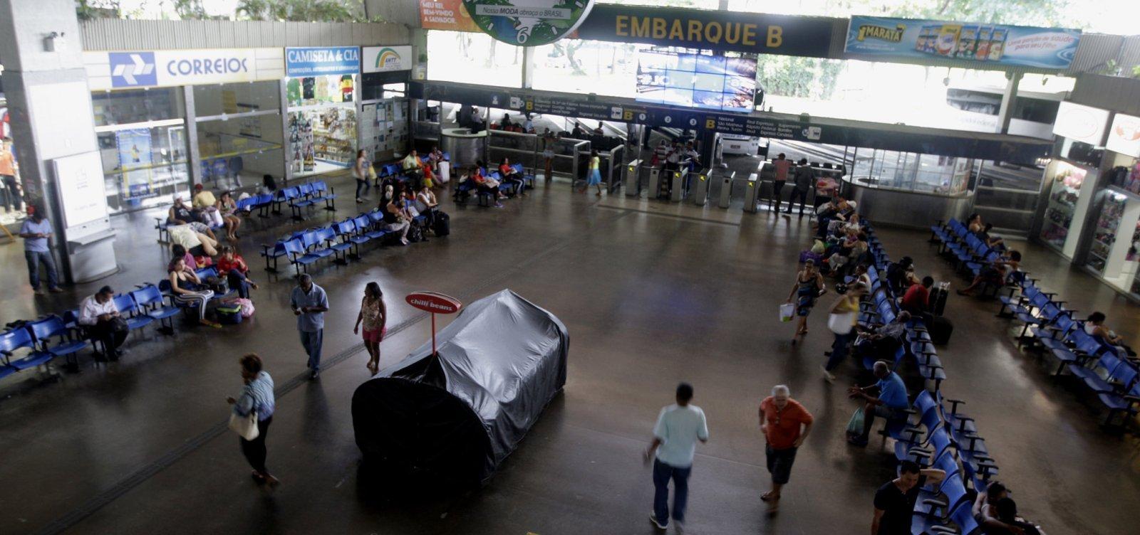 [Mais 10 cidades baianas adotam suspensão de transporte intermunicipal a partir desta sexta]