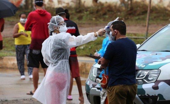 [São Marcos será novo bairro de Salvador a adotar medidas restritivas a partir de sábado]
