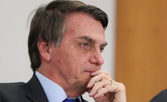 [Bolsonaro aposta em associação de protestos contra governo a métodos violentos]