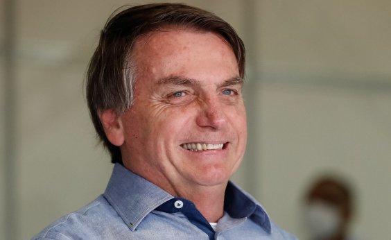[Bolsonaro aponta liberação de praias e prega desobediência às medidas de isolamento]