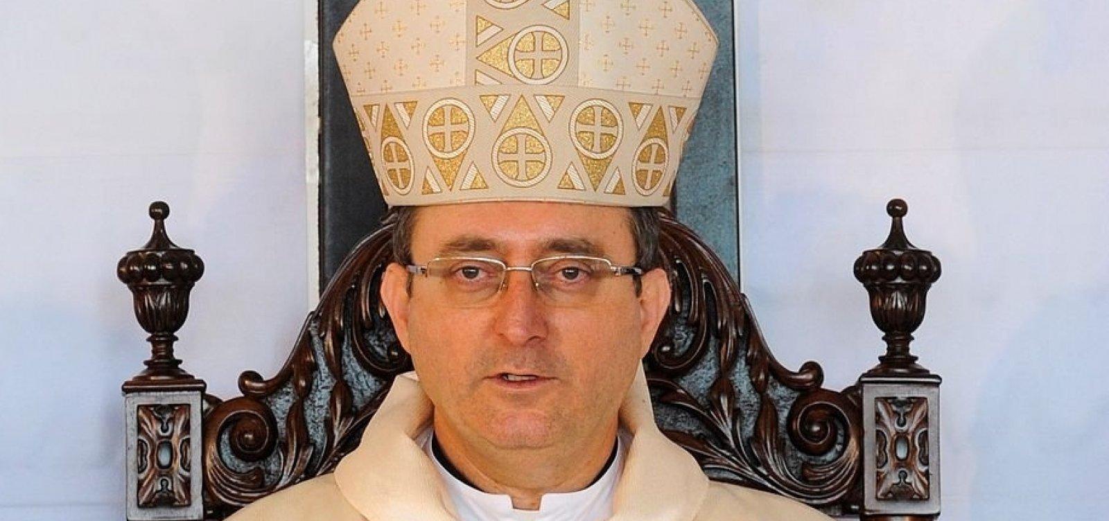 [Cardeal Sérgio da Rocha toma posse como arcebispo de Salvador e primaz do Brasil nesta sexta]