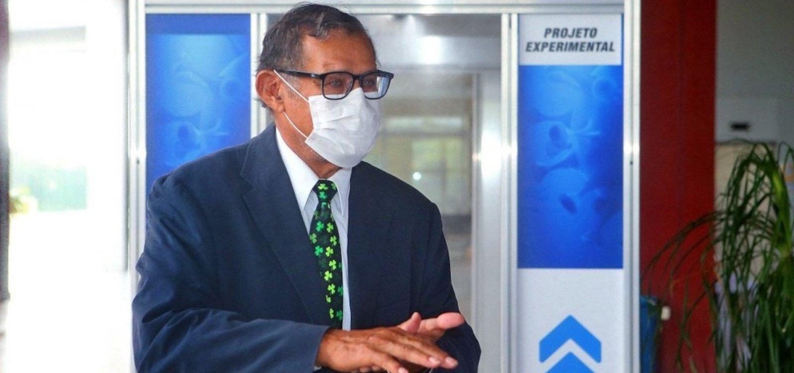 [Badaró critica desorganização no sistema de regulação: 'A gente está enxugando o gelo']