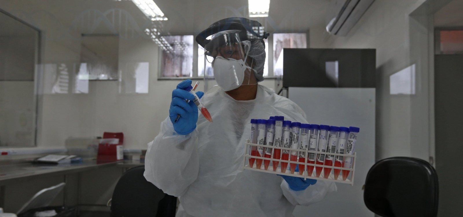 [Coronavírus: 81% das cidades baianas possuem casos da doença]