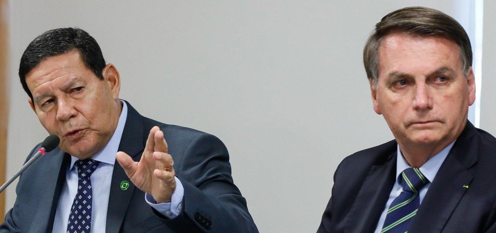 [TSE inicia julgamento de ação que pede cassação da chapa Bolsonaro-Mourão]