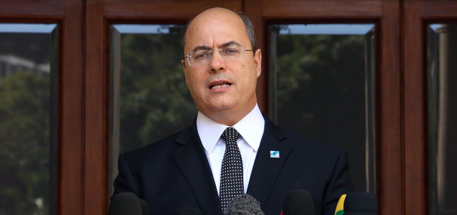 [Após operação da PF, governador do Rio desiste de fazer oposição a Bolsonaro]
