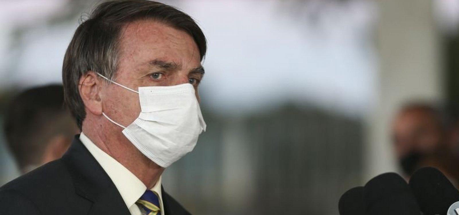 [Bolsonaro ameaça deixar a Organização Mundial da Saúde]