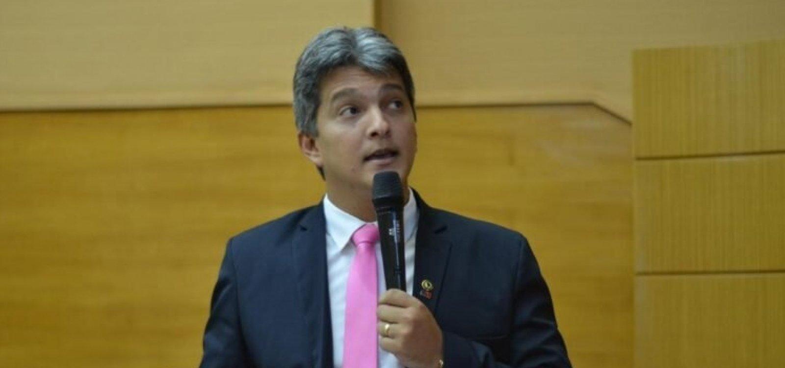 [Líder da oposição em Sergipe pede que estado seja retirado do Consórcio do Nordeste]