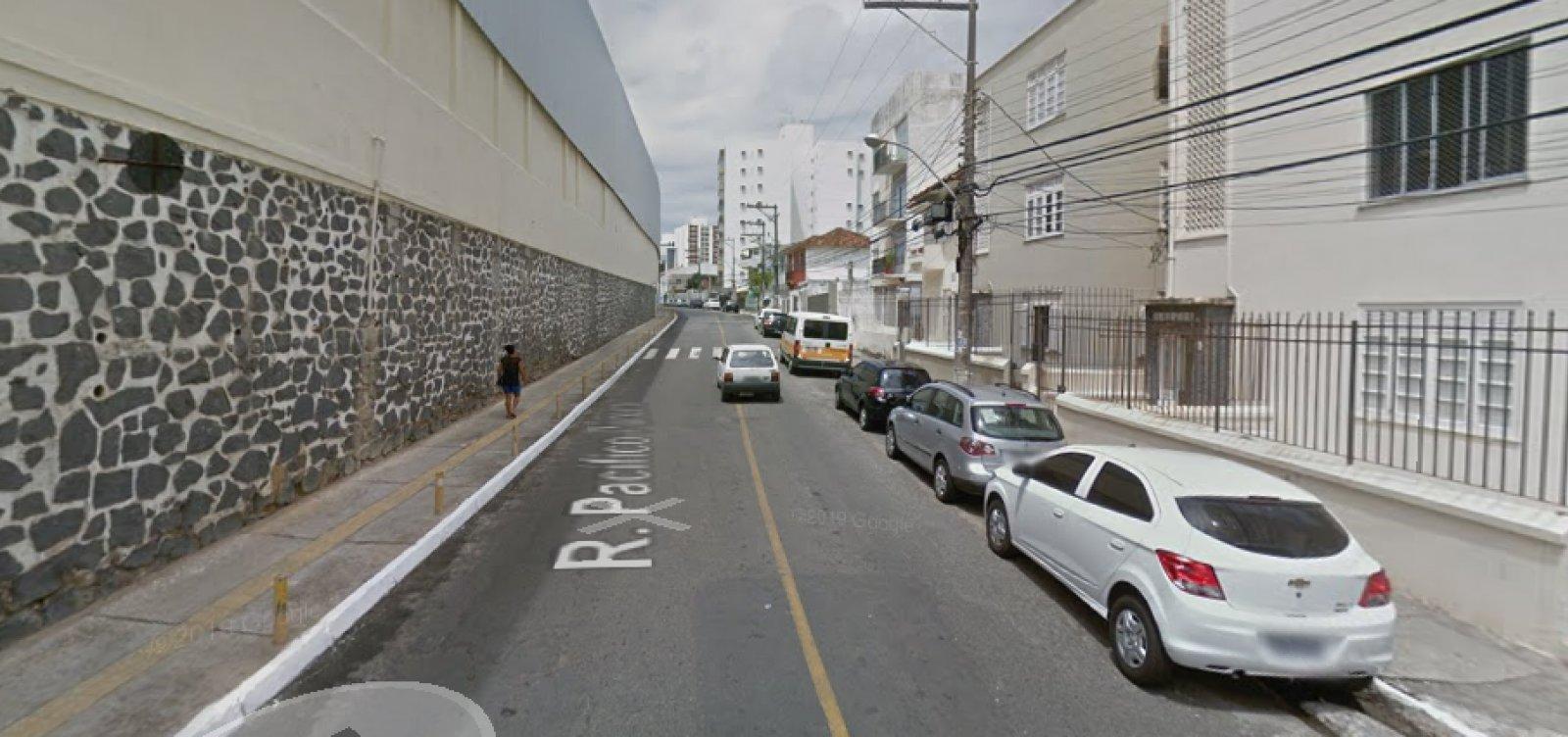[ Tráfego de veículos será interditado em via do Garcia a partir desta quarta-feira]