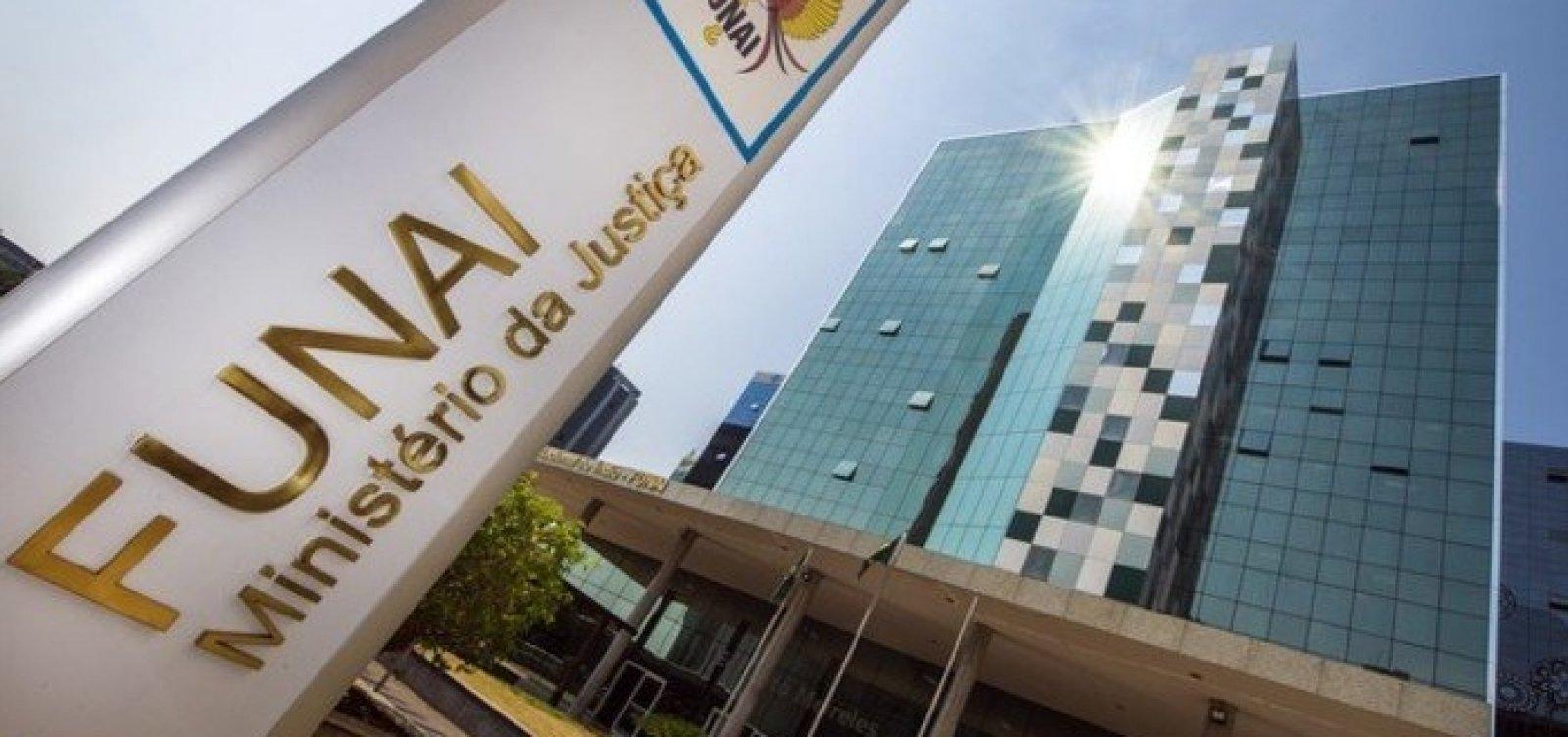 [STJ suspende decisão que impedia nomeação de coordenador da Funai]