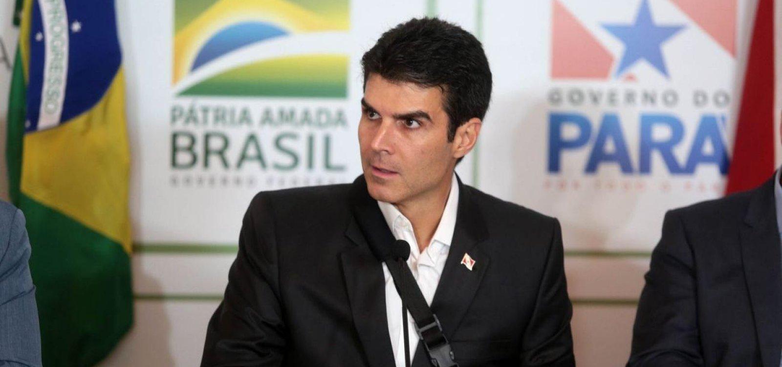 [PF deflagra operação contra corrupção em compra de respiradores no Pará]