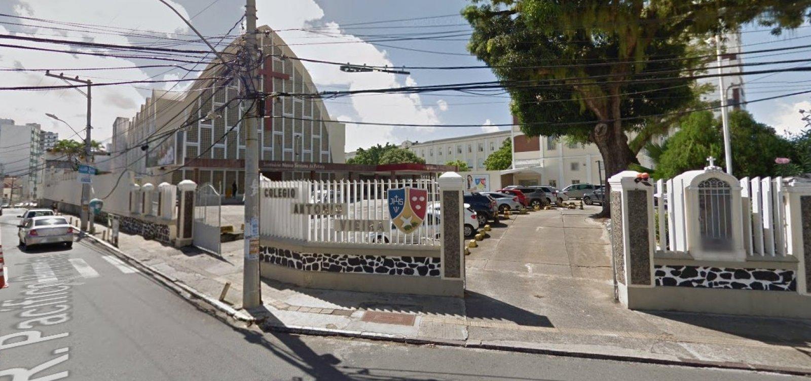 [MP pede que Colégio Antônio Vieira reduza mensalidade da educação infantil para 15% do valor]