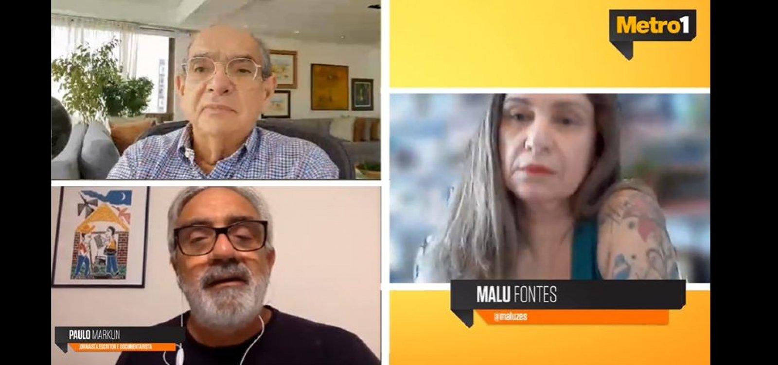 [Paulo Markun avalia aspiração autoritária do governo Bolsonaro: 'Nem a ditadura era desse jeito']