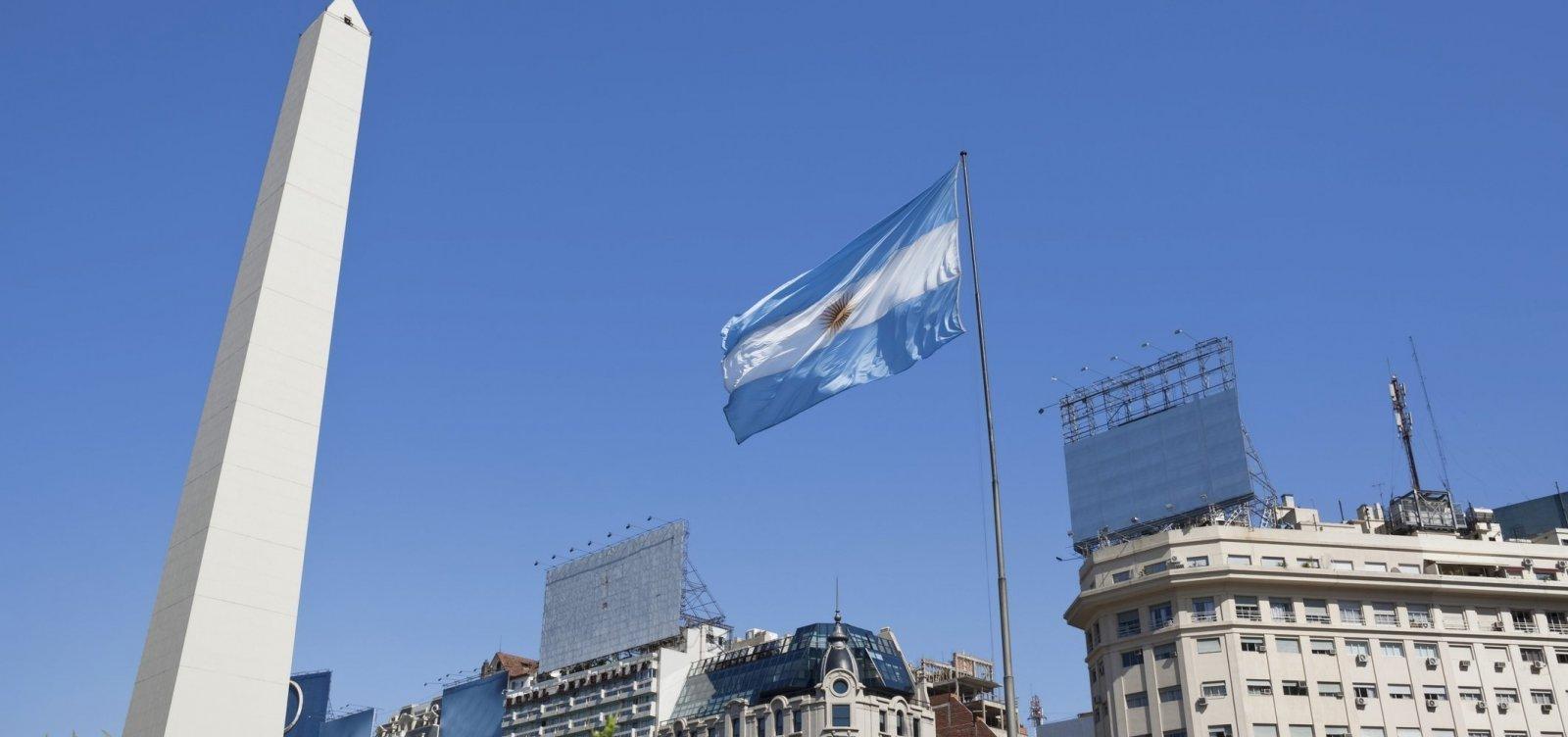 [Argentina bate recorde com mais de mil novos casos de Covid-19 em um dia ]