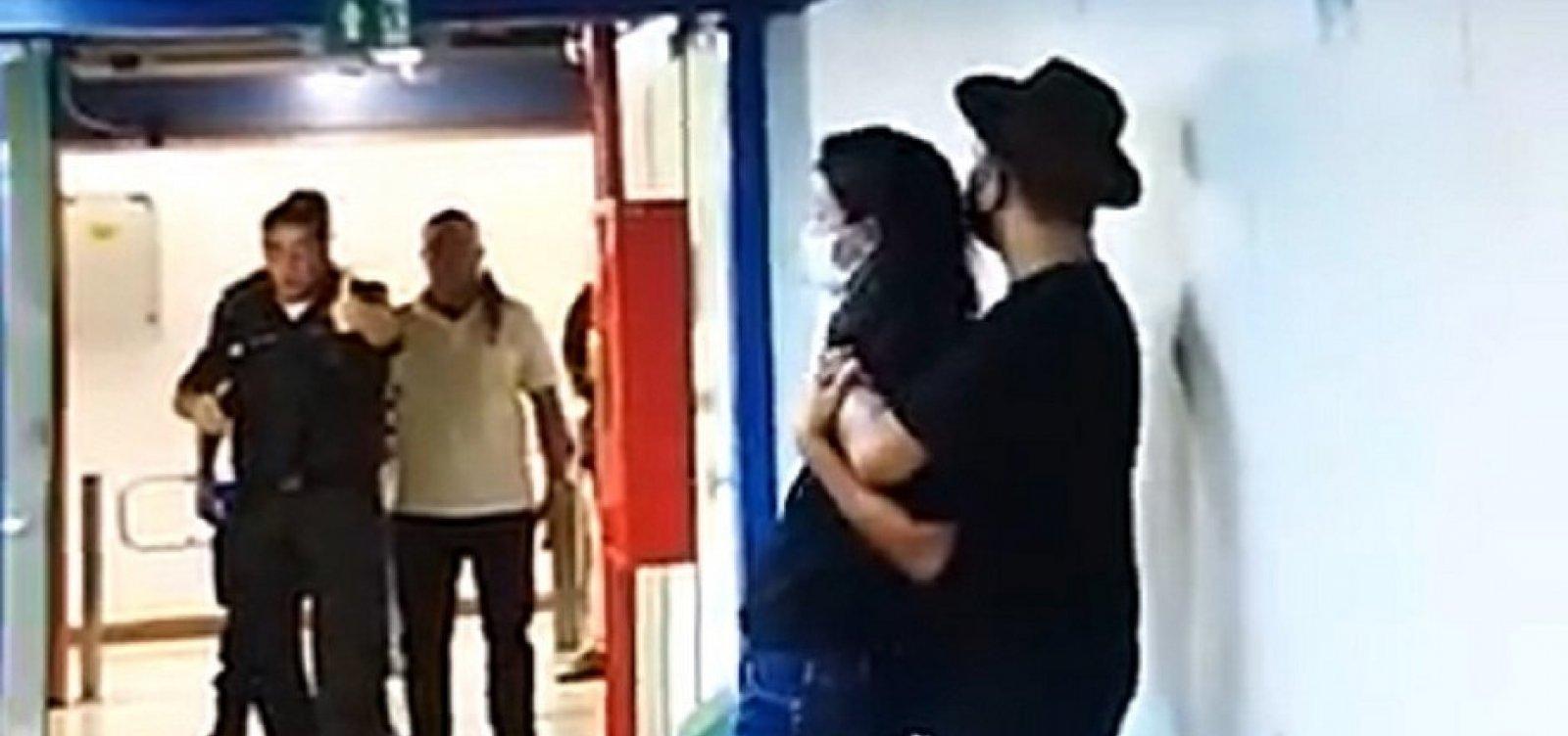 [Globo nega motivação política em ataque com refém na sede de emissora]