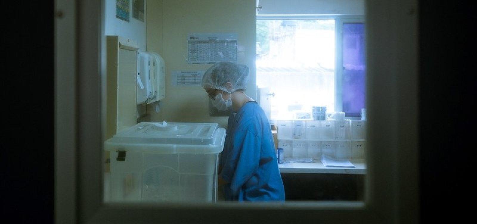 [Brasil registra 1.274 novas mortes pela Covid-19 nas últimas 24h, diz Ministério da Saúde]