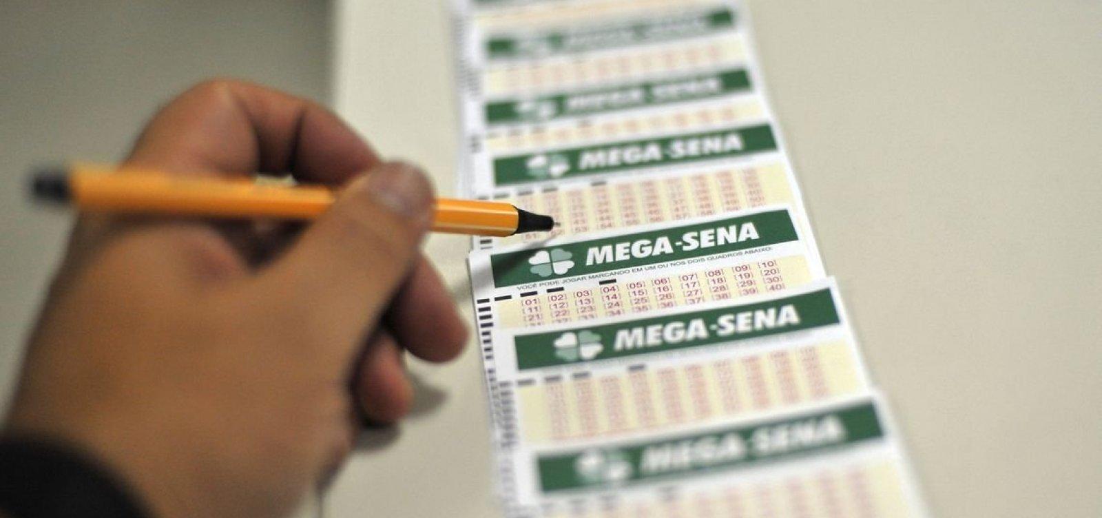 [Mega-Sena acumula e próximo concurso vai sortear R$ 26 milhões]