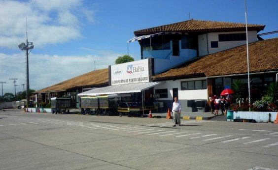 [Aeroporto de Porto Seguro volta a receber voos comerciais após quase 80 dias]