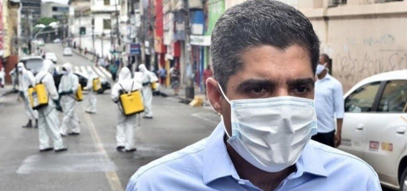 [Coronavírus: ACM Neto anuncia que vai testar todos os moradores da Ilha de Maré]