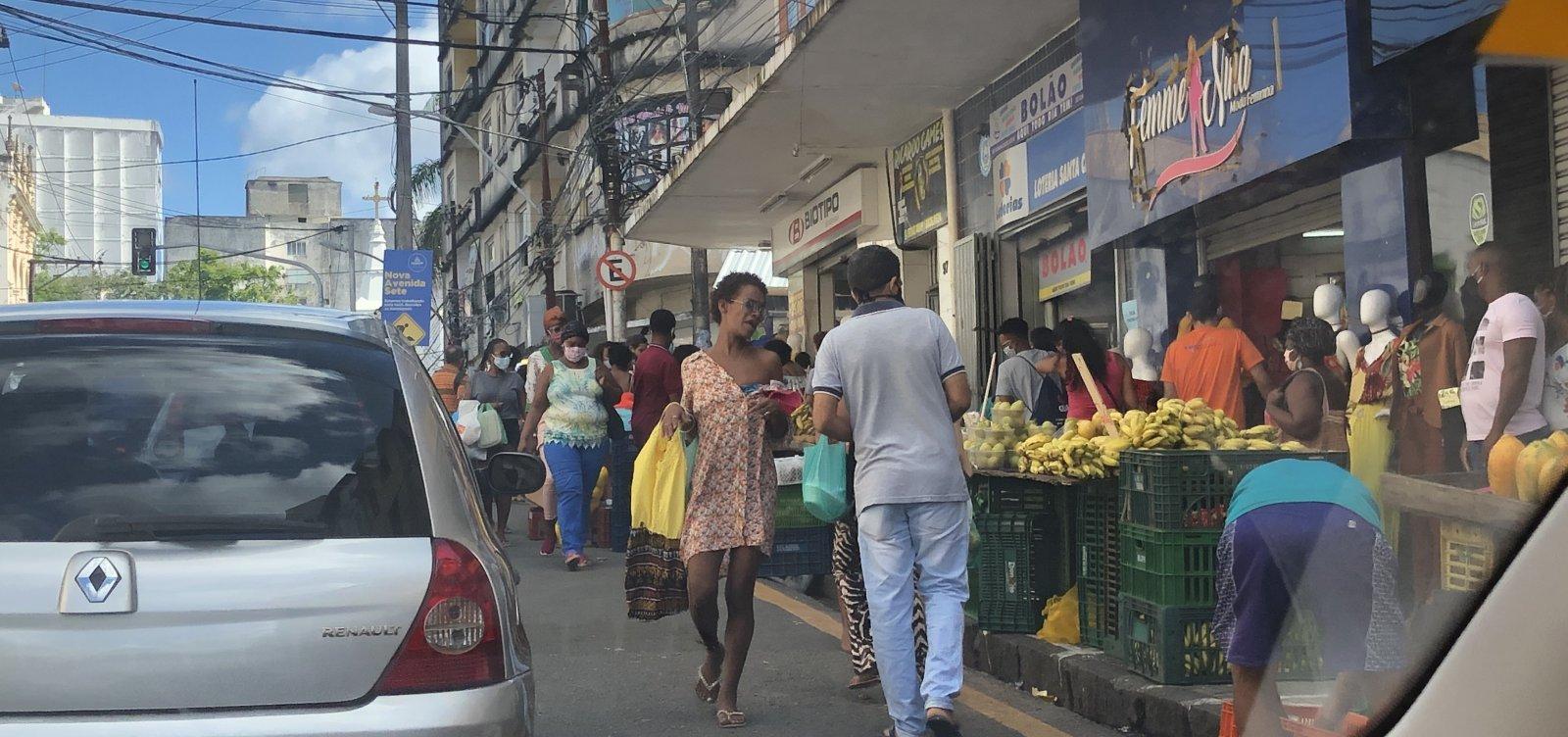 [Prefeito dá 'voto de confiança' à Avenida Joana Angélica, que tem dia de 'caos' em Salvador]
