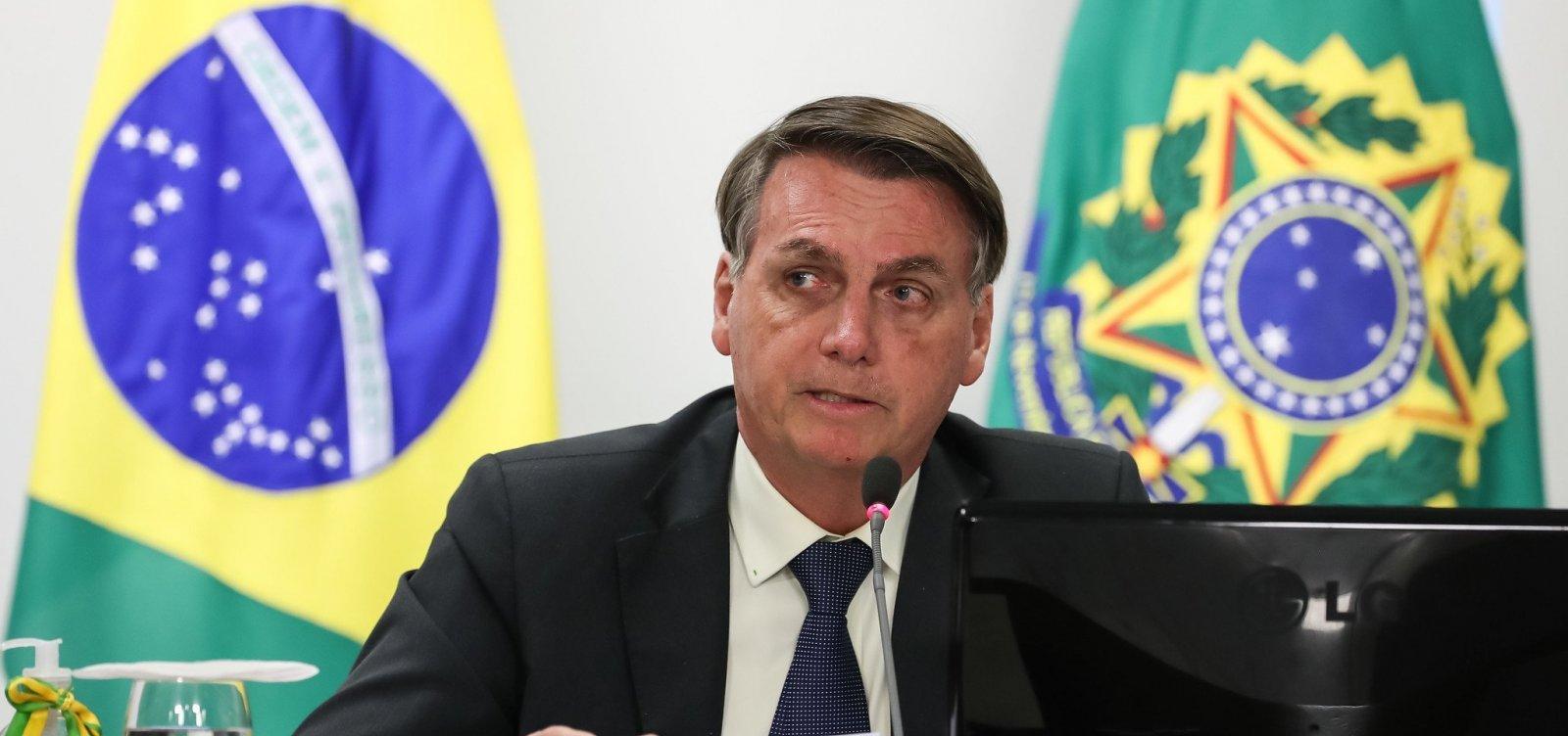 [Nota de Bolsonaro reflete 'preocupação', mas não representa ameaça, diz Judiciário]