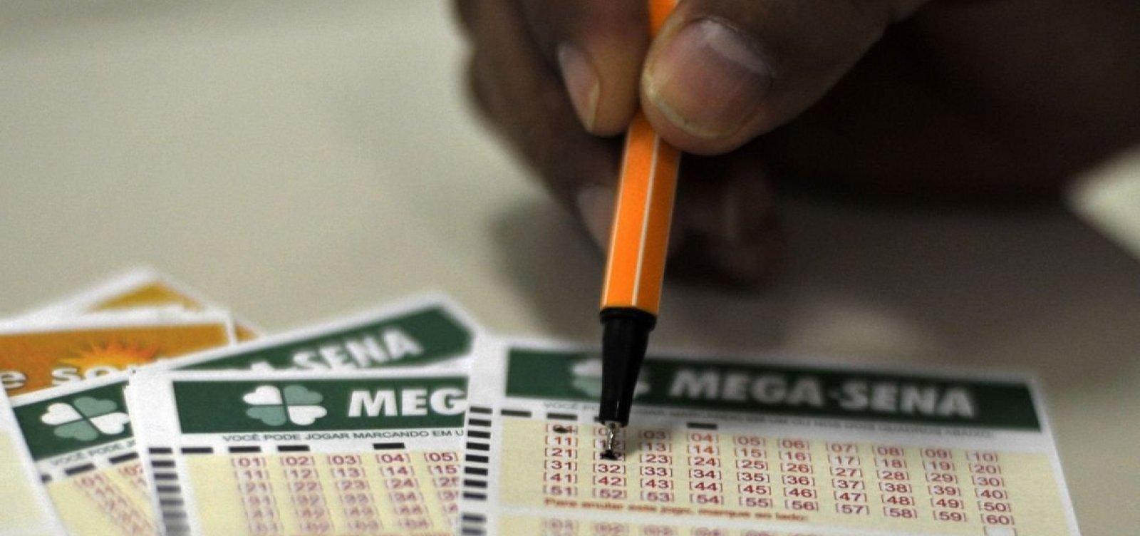 [Mega-Sena acumula e próximo sorteio pode pagar R$ 32 milhões]