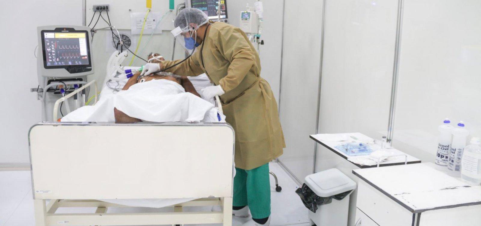 [Brasil registra mais 46 novas mortes; total chega a 42.837]