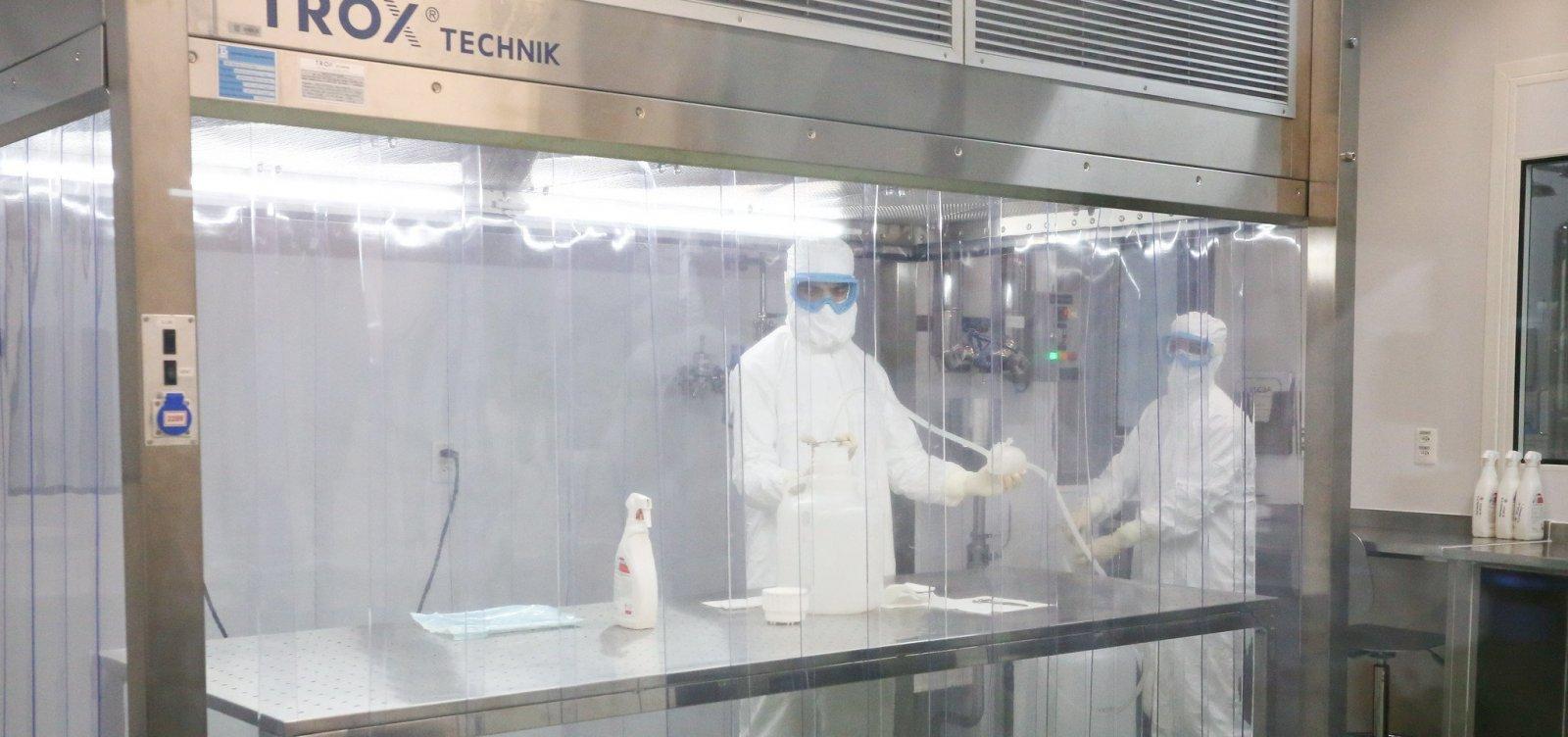[Vacina para Covid-19 tem 90% de sucesso em testes]