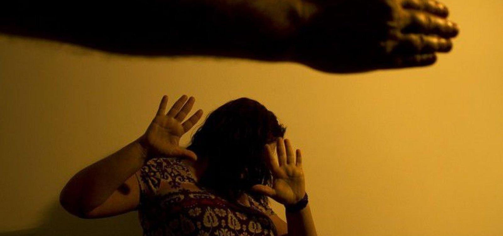 [Pedidos de medida protetiva têm queda de 47% em Salvador durante a pandemia]