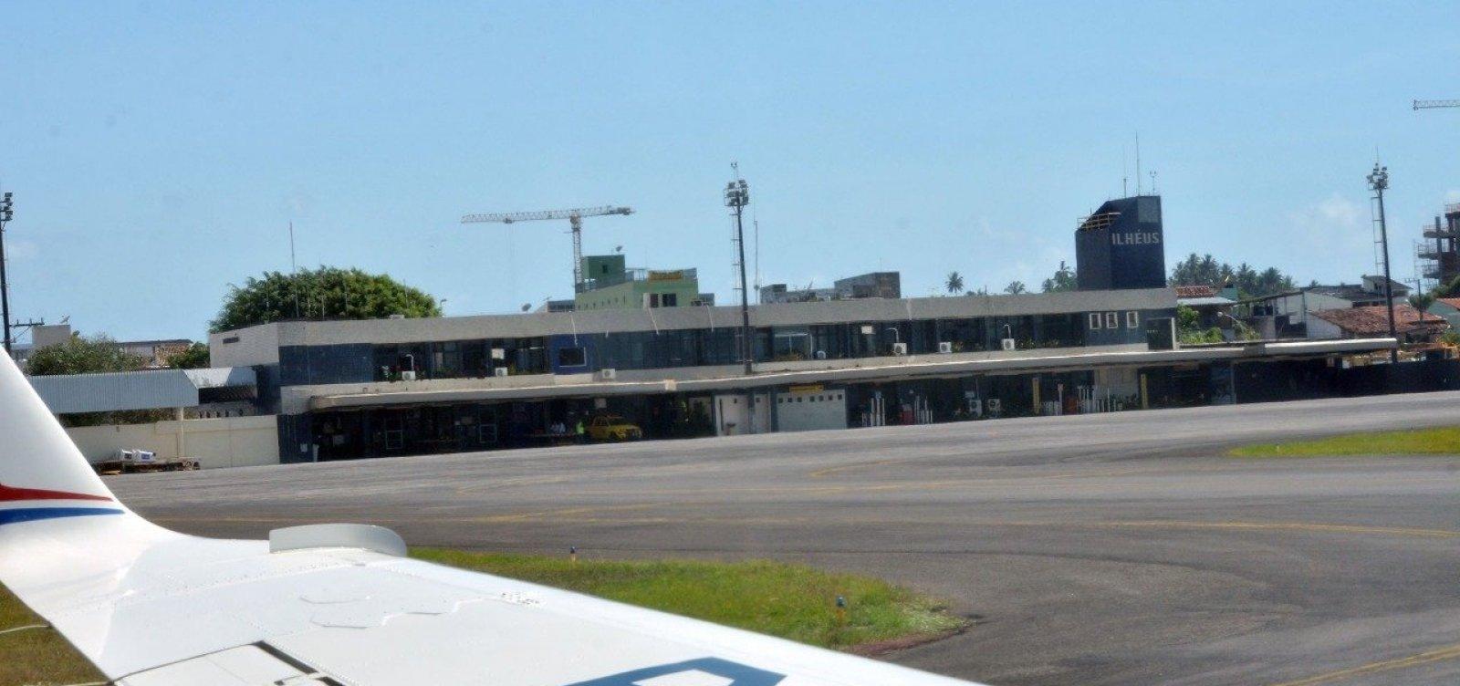 [Aeroportos de Porto Seguro e Ilhéus voltam a operar com aviação regular]