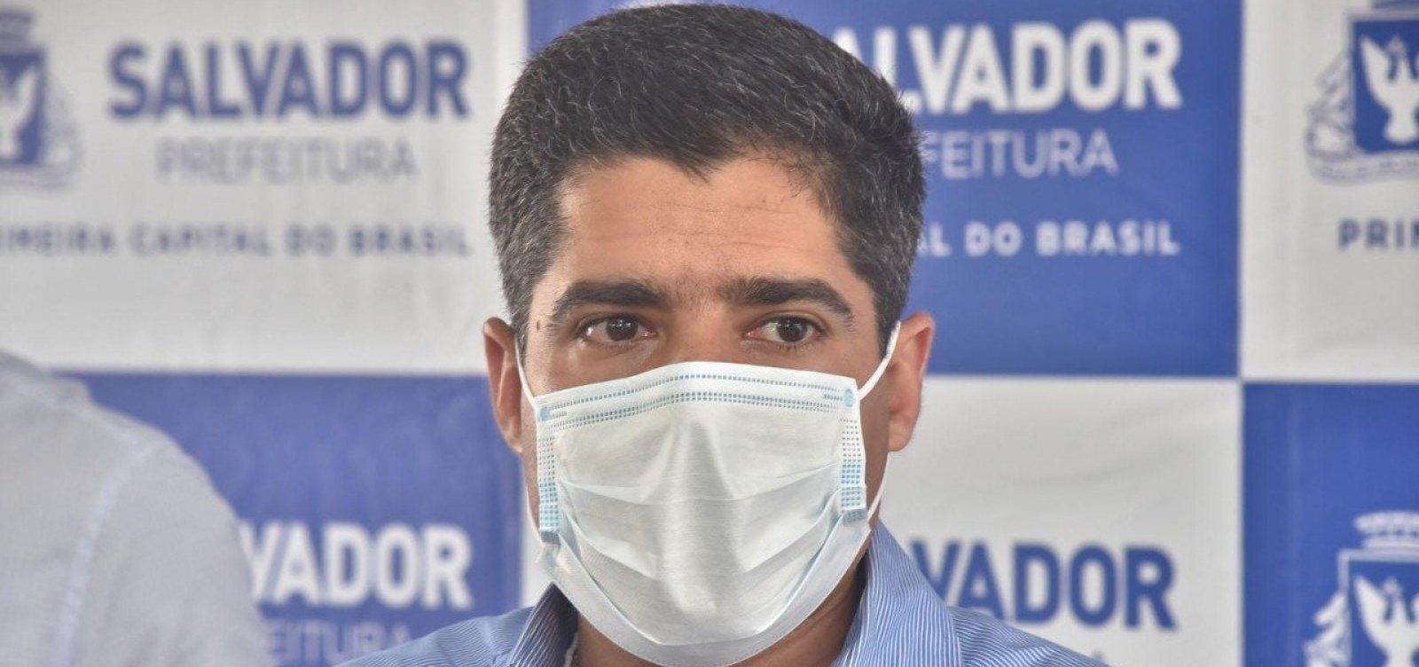 [Prefeito estende proibição de academias, shoppings e praias em Salvador até o fim do mês]