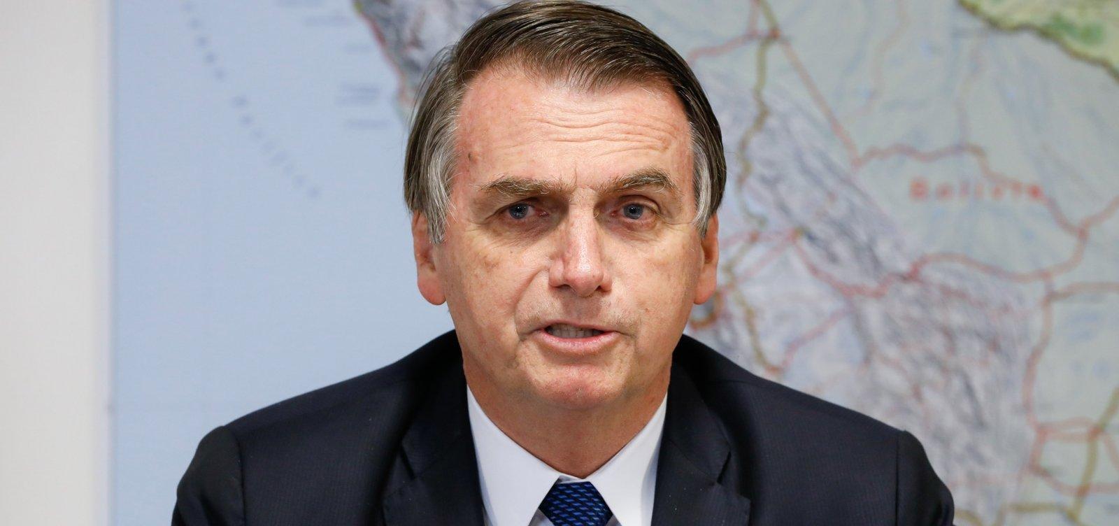 [Bolsonaro vê operação da PF como ataque a ele e ao governo]