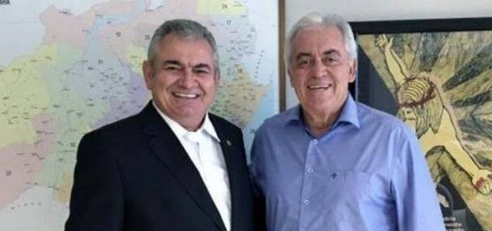 [Coronel garante que PSD terá candidato a governador da Bahia e presidente em 2022; Otto é opção]